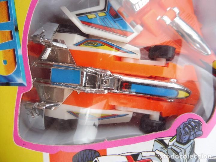 Figuras y Muñecos Transformers: W-Jetcar X plan strategic 2 in 1 LH-733, Made in Taiwan - Foto 5 - 288564283