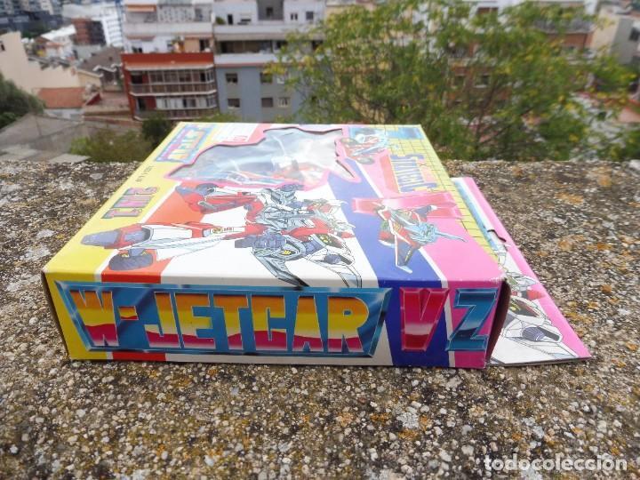 Figuras y Muñecos Transformers: W-Jetcar X plan strategic 2 in 1 LH-733, Made in Taiwan - Foto 7 - 288564283