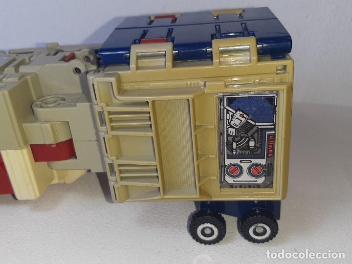 Figuras y Muñecos Transformers: TRANSFORMERS : ANTIGUO TRAILER OPTIMUS PRIME POWERMASTER GENERACION 1 HASBRO TAKARA AÑO 1987 - Foto 7 - 288714058