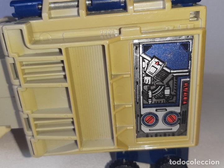 Figuras y Muñecos Transformers: TRANSFORMERS : ANTIGUO TRAILER OPTIMUS PRIME POWERMASTER GENERACION 1 HASBRO TAKARA AÑO 1987 - Foto 8 - 288714058