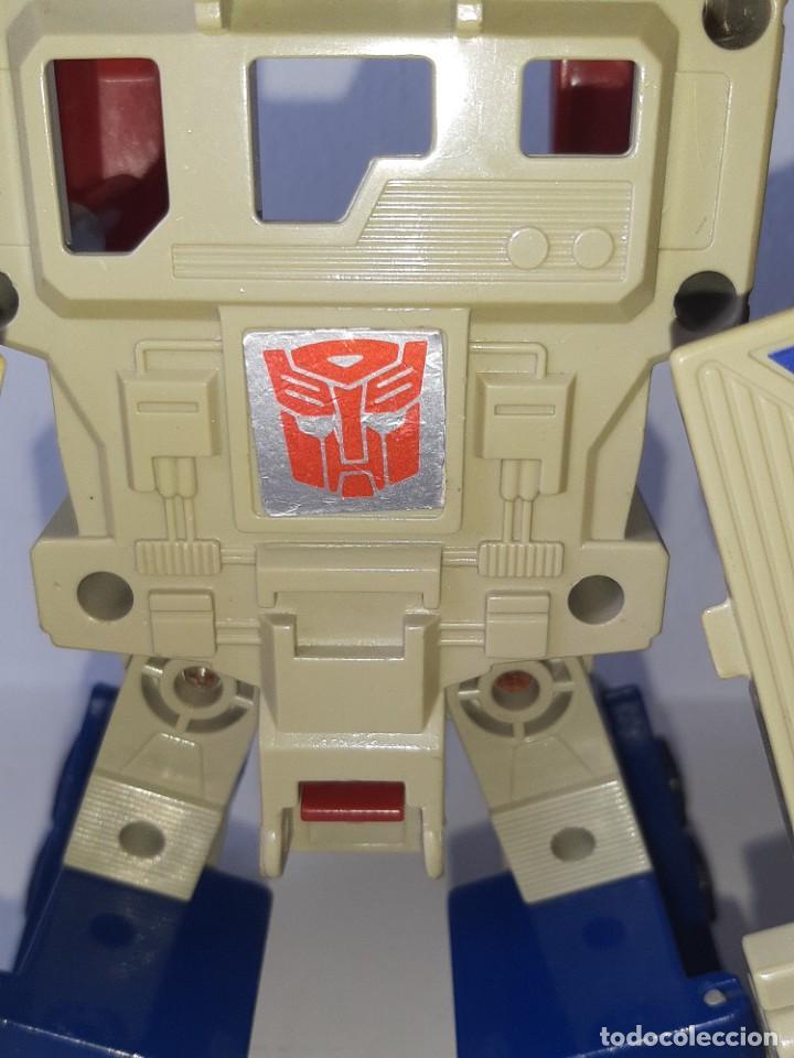 Figuras y Muñecos Transformers: TRANSFORMERS : ANTIGUO TRAILER OPTIMUS PRIME POWERMASTER GENERACION 1 HASBRO TAKARA AÑO 1987 - Foto 13 - 288714058