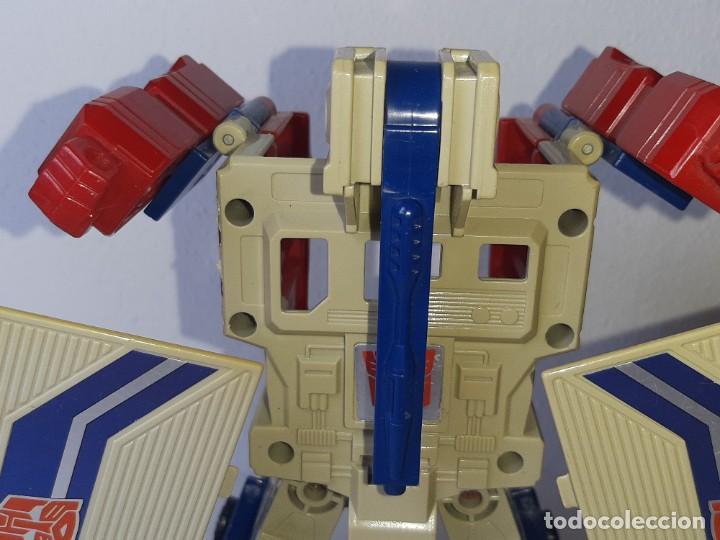 Figuras y Muñecos Transformers: TRANSFORMERS : ANTIGUO TRAILER OPTIMUS PRIME POWERMASTER GENERACION 1 HASBRO TAKARA AÑO 1987 - Foto 14 - 288714058