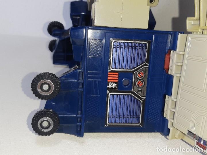 Figuras y Muñecos Transformers: TRANSFORMERS : ANTIGUO TRAILER OPTIMUS PRIME POWERMASTER GENERACION 1 HASBRO TAKARA AÑO 1987 - Foto 15 - 288714058