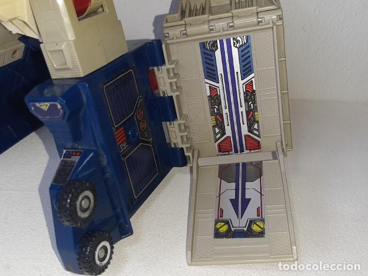 Figuras y Muñecos Transformers: TRANSFORMERS : ANTIGUO TRAILER OPTIMUS PRIME POWERMASTER GENERACION 1 HASBRO TAKARA AÑO 1987 - Foto 18 - 288714058