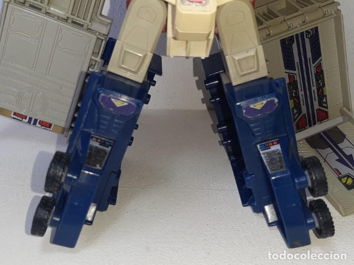 Figuras y Muñecos Transformers: TRANSFORMERS : ANTIGUO TRAILER OPTIMUS PRIME POWERMASTER GENERACION 1 HASBRO TAKARA AÑO 1987 - Foto 22 - 288714058