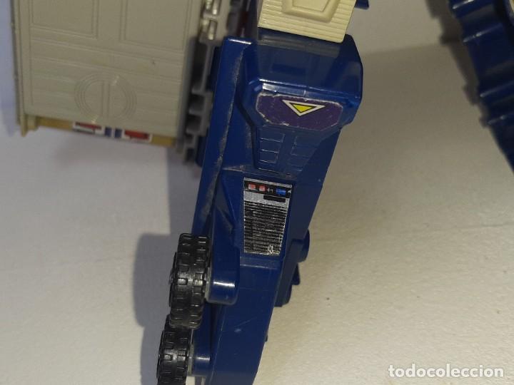 Figuras y Muñecos Transformers: TRANSFORMERS : ANTIGUO TRAILER OPTIMUS PRIME POWERMASTER GENERACION 1 HASBRO TAKARA AÑO 1987 - Foto 23 - 288714058