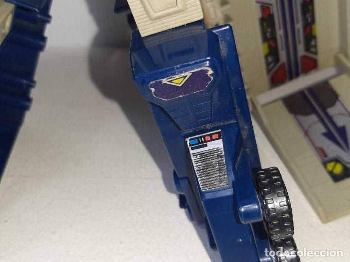Figuras y Muñecos Transformers: TRANSFORMERS : ANTIGUO TRAILER OPTIMUS PRIME POWERMASTER GENERACION 1 HASBRO TAKARA AÑO 1987 - Foto 24 - 288714058