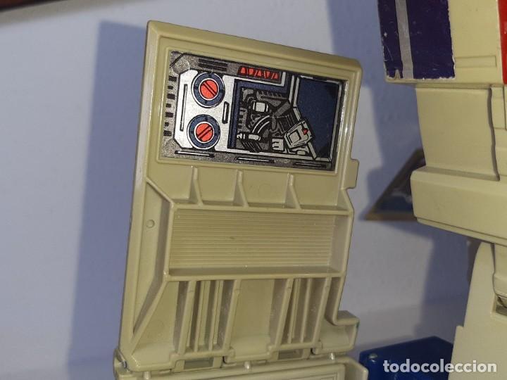 Figuras y Muñecos Transformers: TRANSFORMERS : ANTIGUO TRAILER OPTIMUS PRIME POWERMASTER GENERACION 1 HASBRO TAKARA AÑO 1987 - Foto 26 - 288714058