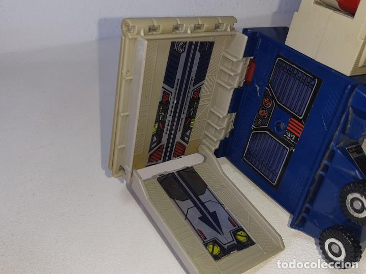 Figuras y Muñecos Transformers: TRANSFORMERS : ANTIGUO TRAILER OPTIMUS PRIME POWERMASTER GENERACION 1 HASBRO TAKARA AÑO 1987 - Foto 27 - 288714058