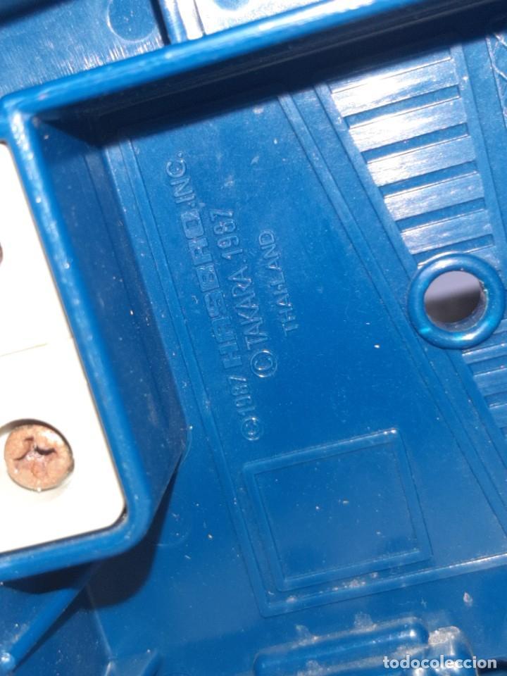 Figuras y Muñecos Transformers: TRANSFORMERS : ANTIGUO TRAILER OPTIMUS PRIME POWERMASTER GENERACION 1 HASBRO TAKARA AÑO 1987 - Foto 28 - 288714058