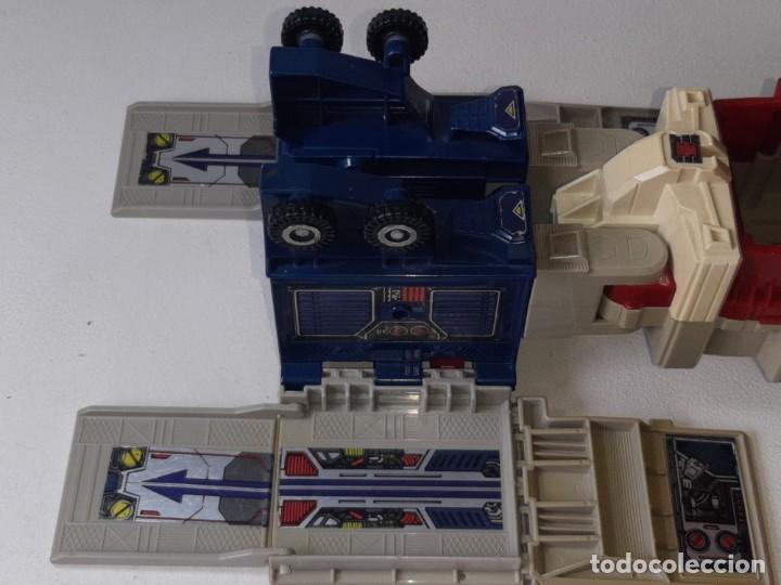 Figuras y Muñecos Transformers: TRANSFORMERS : ANTIGUO TRAILER OPTIMUS PRIME POWERMASTER GENERACION 1 HASBRO TAKARA AÑO 1987 - Foto 32 - 288714058
