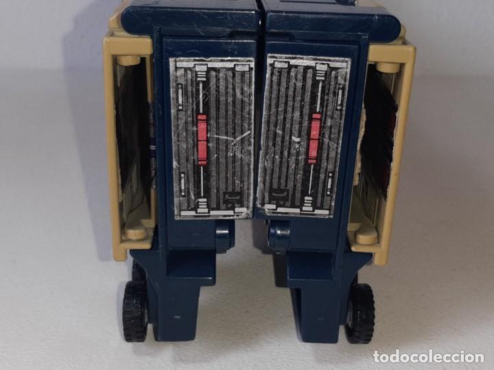 Figuras y Muñecos Transformers: TRANSFORMERS : ANTIGUO TRAILER OPTIMUS PRIME POWERMASTER GENERACION 1 HASBRO TAKARA AÑO 1987 - Foto 36 - 288714058