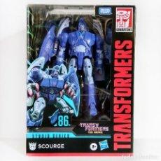 Figuras y Muñecos Transformers: TRANSFORMERS STUDIO SERIES 86-05 SCOURGE - NUEVO SIN ABRIR. Lote 288980658