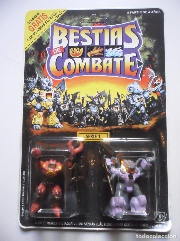 BESTIAS DE COMBATE BATTLE BEASTS CRUSTY CRAB & WEB SLINGER SPIDER TAKARA HASBRO 1986 (Juguetes - Figuras de Acción - Transformers)