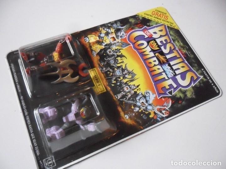 Figuras y Muñecos Transformers: BESTIAS DE COMBATE BATTLE BEASTS CRUSTY CRAB & WEB SLINGER SPIDER TAKARA HASBRO 1986 - Foto 3 - 289232513