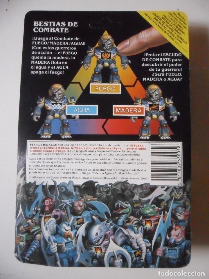 Figuras y Muñecos Transformers: BESTIAS DE COMBATE BATTLE BEASTS CRUSTY CRAB & WEB SLINGER SPIDER TAKARA HASBRO 1986 - Foto 7 - 289232513