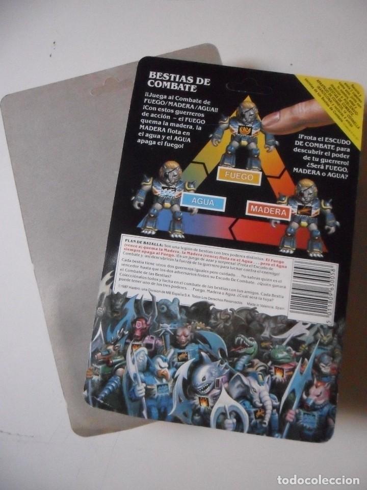 Figuras y Muñecos Transformers: BESTIAS DE COMBATE BATTLE BEASTS CRUSTY CRAB & WEB SLINGER SPIDER TAKARA HASBRO 1986 - Foto 8 - 289232513