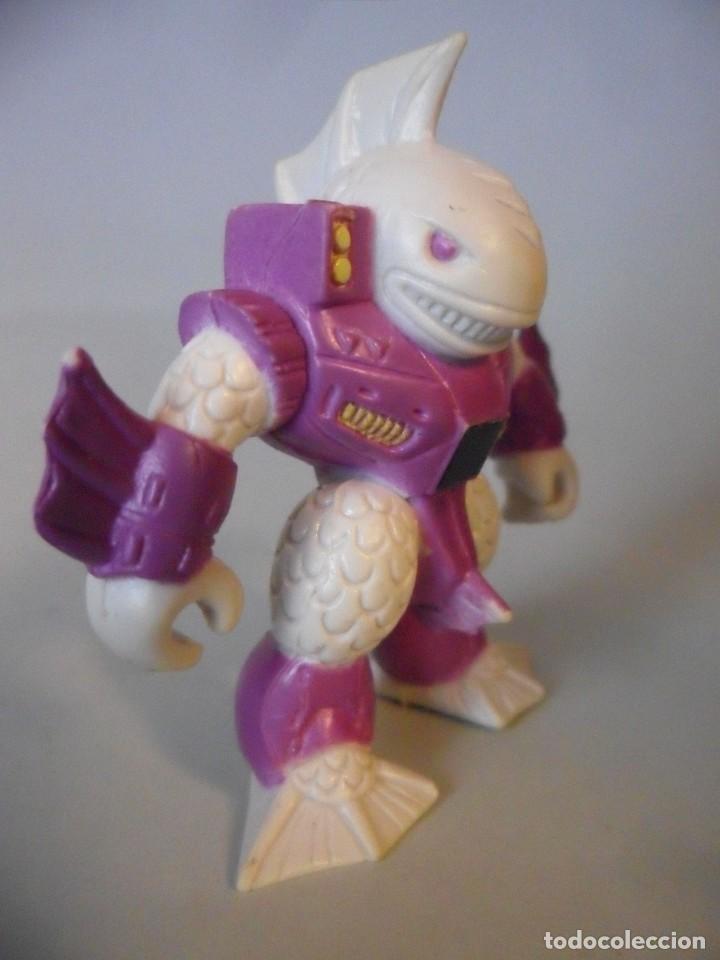 Figuras y Muñecos Transformers: BESTIAS DE COMBATE BATTLE BEASTS KILLER CARP TAKARA HASBRO 1986 - Foto 3 - 289234633