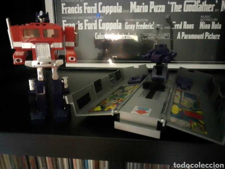Figuras y Muñecos Transformers: OPTIMUS PRIME G1 HASBRO AÑO 90 TRANSFORMERS AUTOBOT - Foto 3 - 289310213