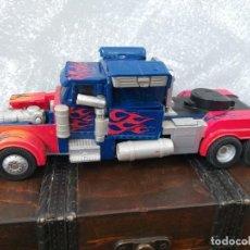 Figuras y Muñecos Transformers: FIGURA DE ACCION COCHE CAMION TRANSFORMERS OPTIMUS PRIME STEALTH FORCE HASBRO. Lote 289871658