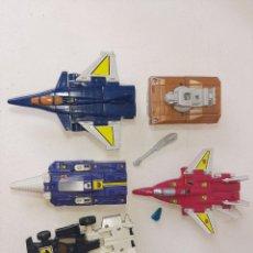 Figurines et Jouets Transformers: TRANSFORMERS G1 TESTRON SL - 335 COMBINERS WARS LIOKAISER LEOZACK BREAST FORCE TAKARA AÑOS 80. Lote 291509518