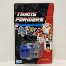 Figuras y Muñecos Transformers: HASBRO TRANSFORMERS RESCUE FORCE THE BAJA BUGGY. NUEVO. VINTAGE. AÑO 1.991. A ESTRENAR CON PRECINTO.. Lote 293916958