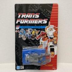 Figuras y Muñecos Transformers: HASBRO TRANSFORMERS RESCUE FORCE THE CLAW-TANK EL TANQUE DE GARRAS. NUEVO. VINTAGE. AÑO 1.991.. Lote 293917178