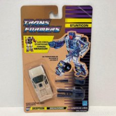 Figuras y Muñecos Transformers: HASBRO TRANSFORMERS STUNTICON BREAKDOWN. NUEVO. VINTAGE. AÑO 1.991. A ESTRENAR CON PRECINTO.. Lote 293917503