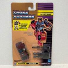 Figuras y Muñecos Transformers: HASBRO TRANSFORMERS STUNTICON DEAD END. NUEVO. VINTAGE. AÑO 1.991. A ESTRENAR CON PRECINTO.. Lote 293917628
