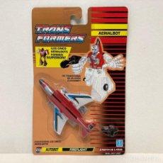Figuras y Muñecos Transformers: HASBRO TRANSFORMERS AERIALBOT FIREFLIGHT. NUEVO. VINTAGE. AÑO 1.991. A ESTRENAR CON PRECINTO.. Lote 294850893