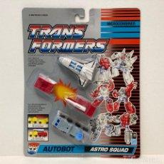 Figuras y Muñecos Transformers: HASBRO TRANSFORMERS MICROCOMBINER ASTRO SQUAD. NUEVO. VINTAGE. AÑO 1.991. A ESTRENAR CON PRECINTO.. Lote 294853533