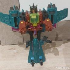 Figuras y Muñecos Transformers: TRANSFORMERS SKYWAKE HASBRO 1992 ROBOT TRANSFORMABLE EN AVION. Lote 295456398