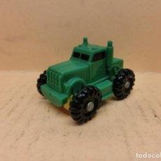Figuras y Muñecos Transformers: TRANSFORMERS G1 BIG HAULER (MICROMASTERS) 1990 HASBRO. Lote 295649263