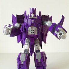 Figuras y Muñecos Transformers: TRANSFORMERS CYCLONUS COMBINER WARS HASBRO 2015. Lote 295650258
