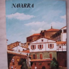 Folletos de turismo: NAVARRA. Lote 22330379