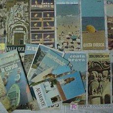 Folletos de turismo: FOLLETOS DE TURISMO ANTIGUOS FOLLETOS . Lote 27508645