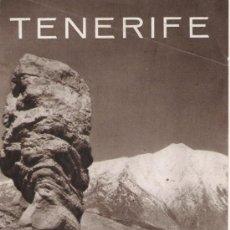 Folletos de turismo: TENERIFE. Lote 6792597