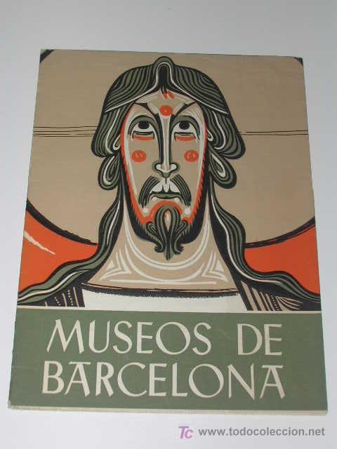 Folleto oficina de turismo de barcelona dedicad comprar for Oficina de turismo barcelona