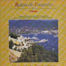 Folletos de turismo: RUTAS DE ENSUEÑO. Nº14. 1997. ANDRATX, VALLDEMOSSA, DEIA, SOLLER, POLLENÇA, PALMA DE MALLORCA. Lote 7409027