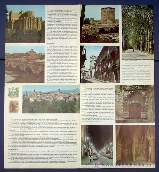 Folletos de turismo: TARRAGONA. EDITADO POR EL BANCO HISPANO AMERICANO EN 1968/69. FISA ESCUDO DE ORO - Foto 2 - 22363489