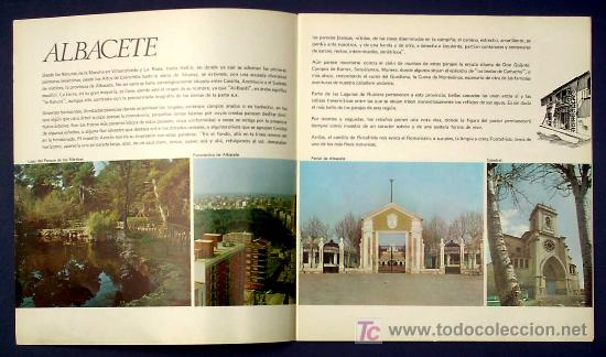 Folletos de turismo: GRANADA. EDITADO POR EL BANCO HISPANO AMERICANO EN 1968/69. FISA ESCUDO DE ORO - Foto 2 - 22385353