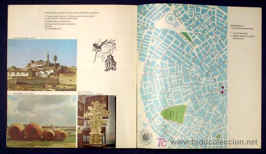 Folletos de turismo: GRANADA. EDITADO POR EL BANCO HISPANO AMERICANO EN 1968/69. FISA ESCUDO DE ORO - Foto 3 - 22385353