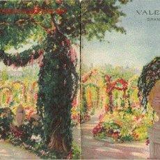Folletos de turismo: VALENCIA - SPANIEN. Lote 21462885