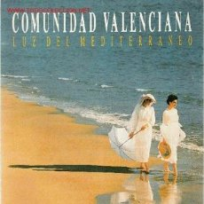 Folletos de turismo: COMUNIDAD VALENCIANA- INSTITUT TURÍSTIC VALENCIÀ.. Lote 25851074