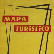 Folletos de turismo: HUELVA - MAPA TURISTICO -. Lote 9863410
