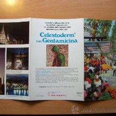 Folletos de turismo: GUÍA TURÍSTICA BARCELONA. COLECCIÓN ESPAÑA MONUMENTAL. TRIPTICO. AÑO 60-70. Lote 10053569