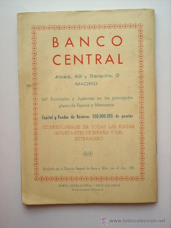Folletos de turismo: PROGRAMA DE FIESTA MAYOR -CIUDAD DE IGUALADA-1951 - Foto 2 - 27512068