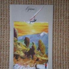 Folletos de turismo: CANARIAS. TENERIFE. 1986. Lote 26684292