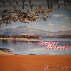 Folletos de turismo: BONNIE SCOTLAND. Lote 13375769