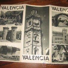 Folletos de turismo: VALENCIA. Lote 11063910
